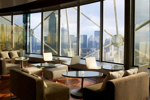 Five Sixty Restaurant Reunion Tower