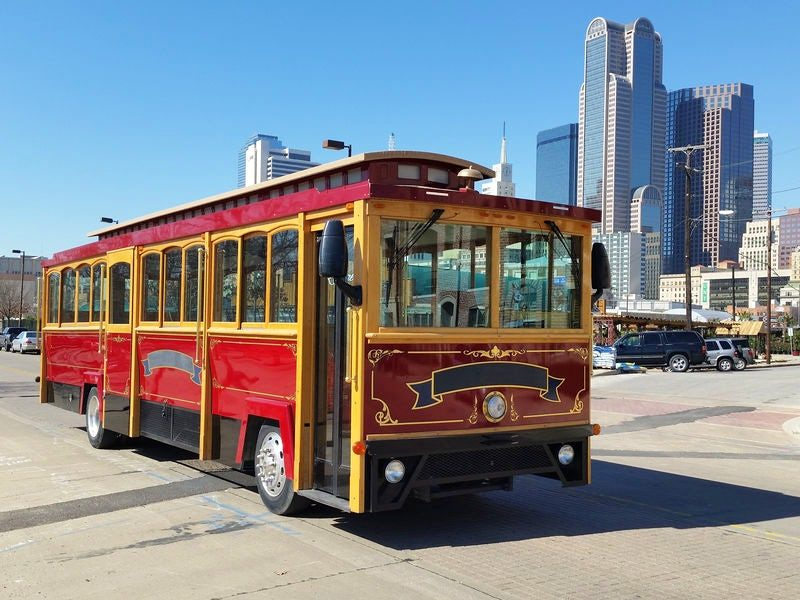 Big D Trolley Tours