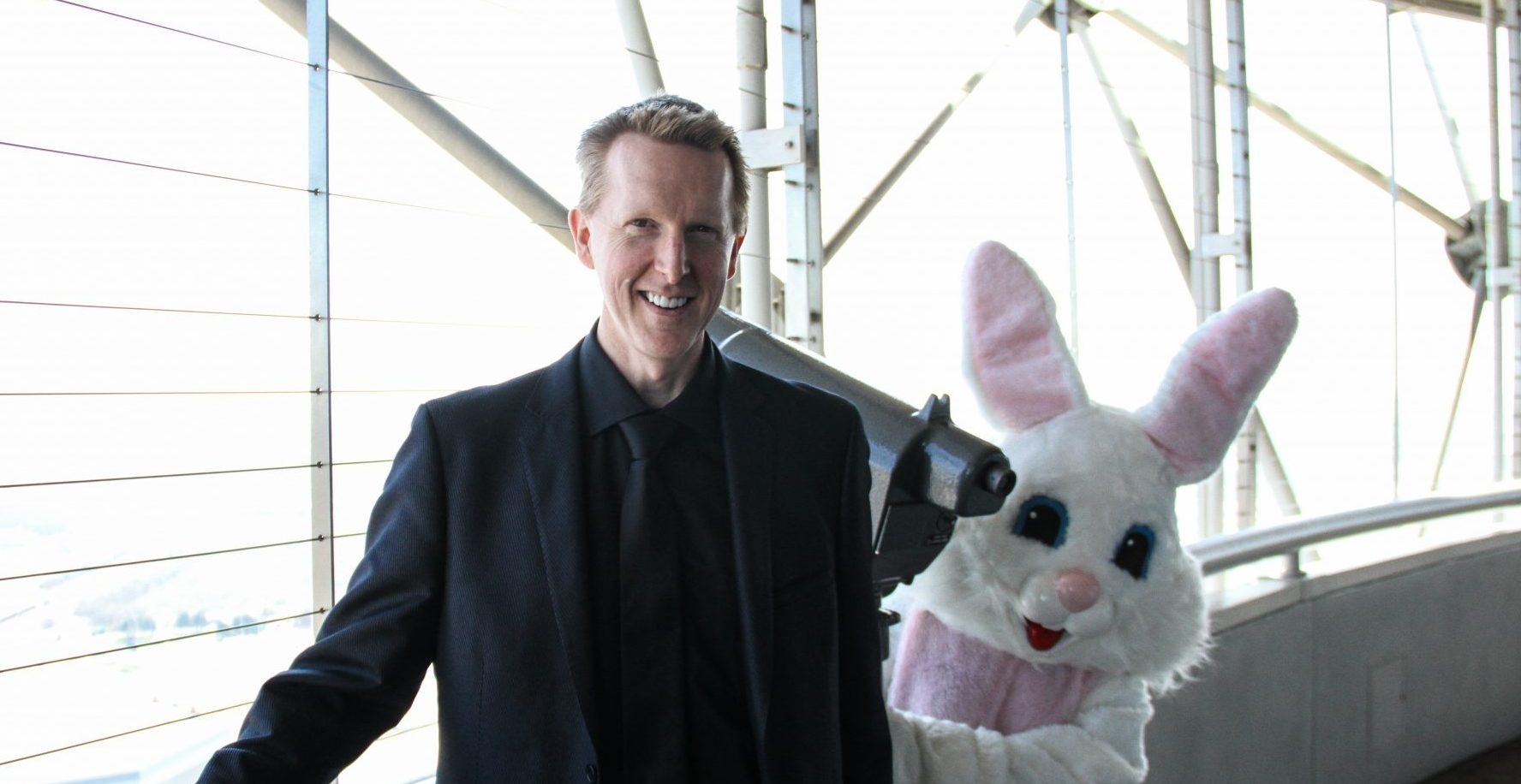 A Magical Easter with Diamond Jim