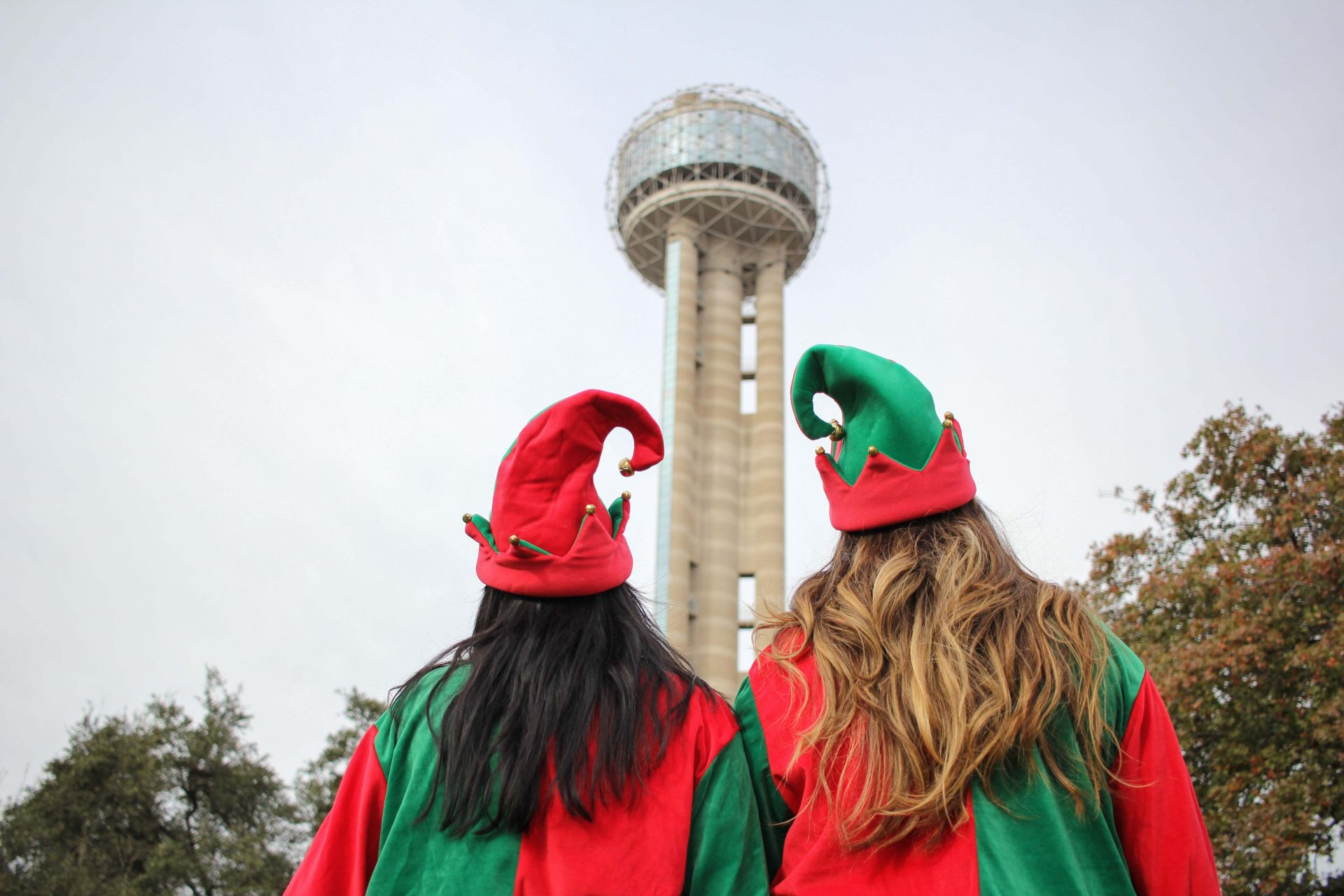 North Pole Elves on the GeO-Deck