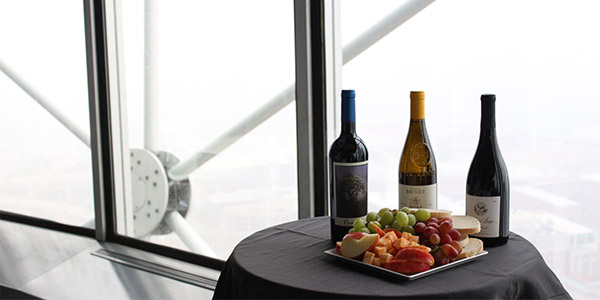 WineShark at Reunion Tower: Old World Wines