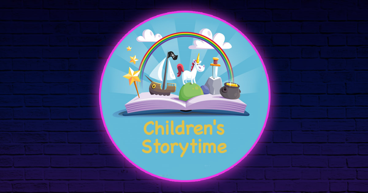 Storytime Live From The Reunion Tower GeO-Deck with Dallas Public Library