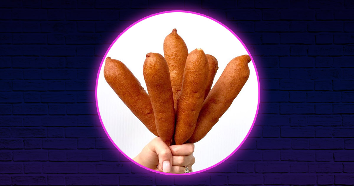 FRY-Day with Corndog With No Name
