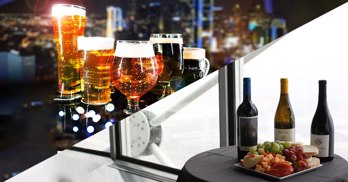 Beer & WineShark Learning and Tasting Event