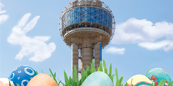 April Events at Reunion Tower