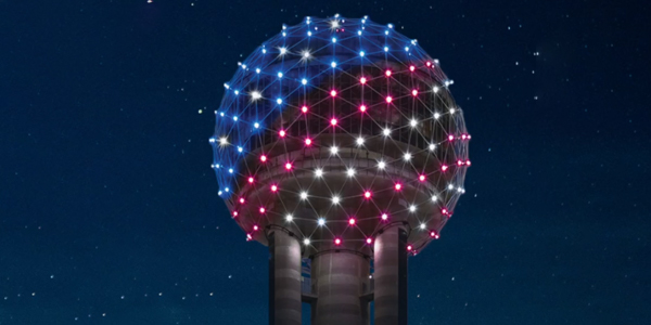 Memorial Day Light Shows and June Events